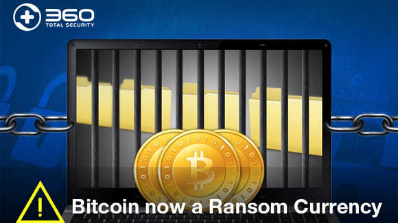 Bitcoin now a Ransom Currency