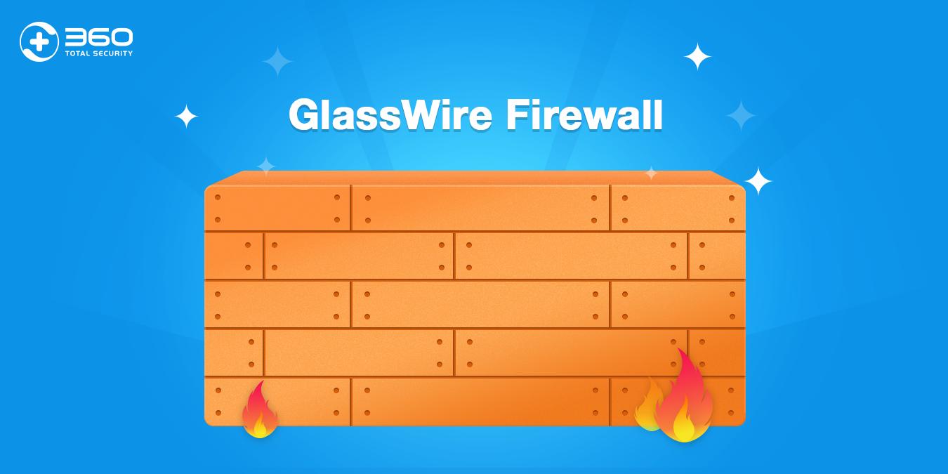GlassWire firewall