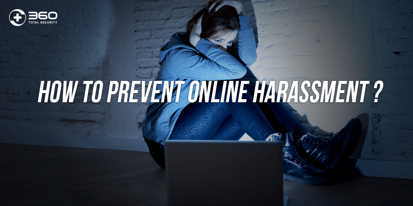 How to prevent online harassment?