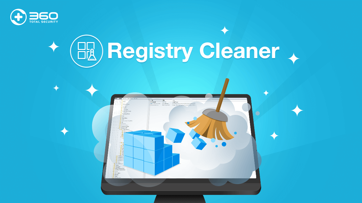 Registry Cleaner: Safely fix registry issues to boost PC performance