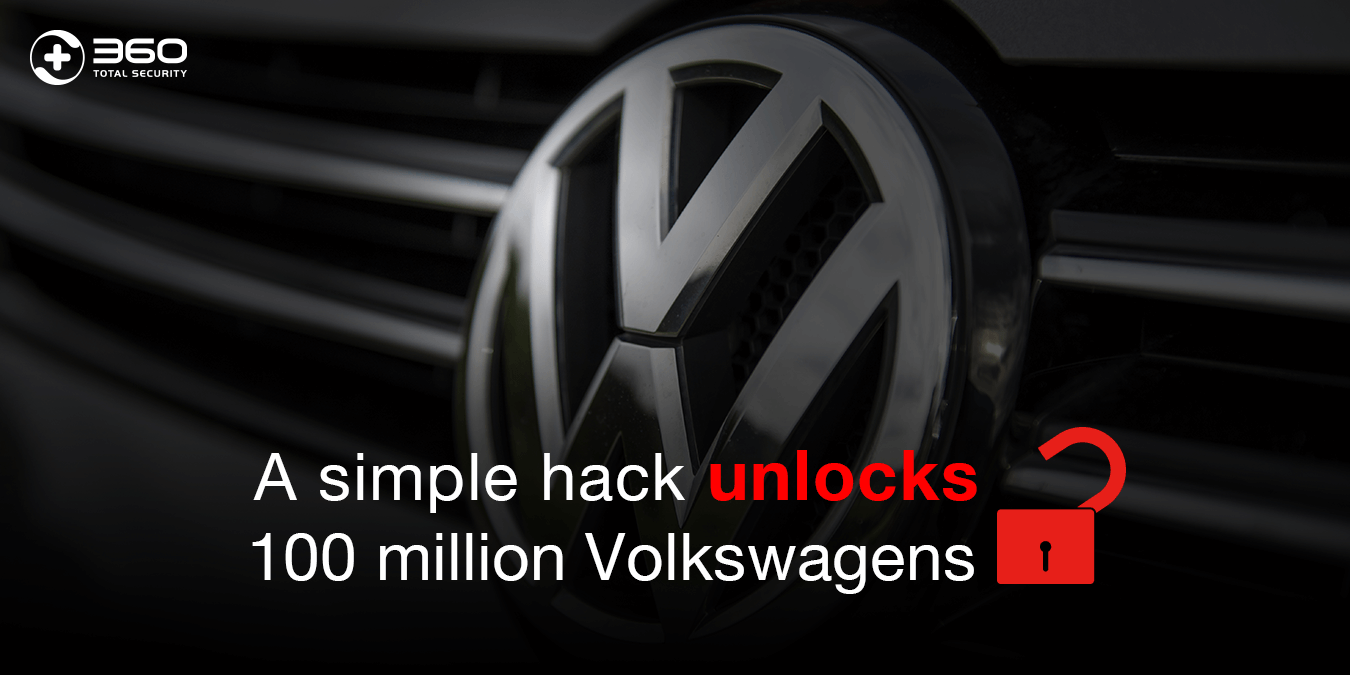 A simple hack unlocks 100 million Volkswagens