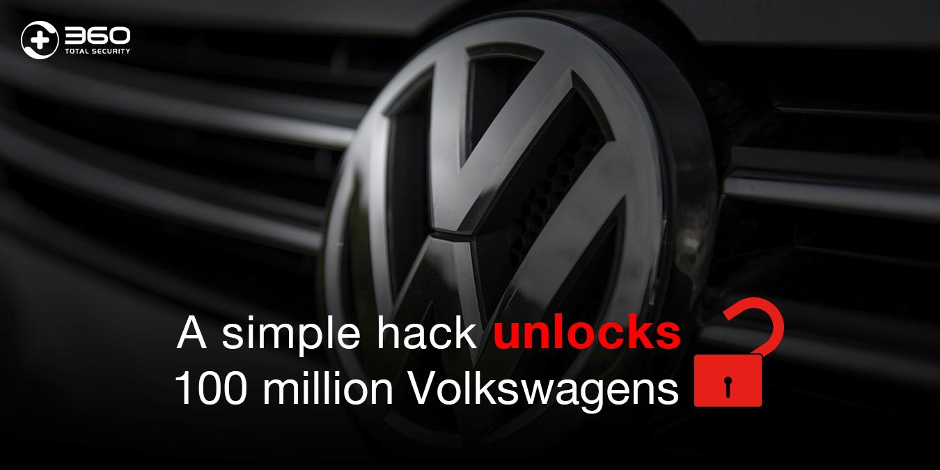A simple hack unlocks 100 million Volkswagens