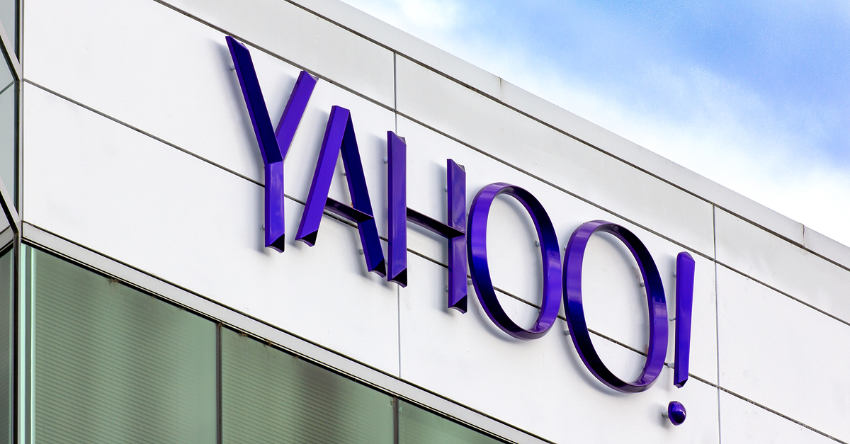 500 million accounts leaked from Yahoo