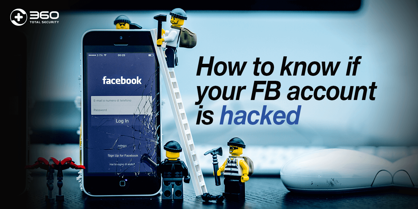 How to know if your FB account is hacked