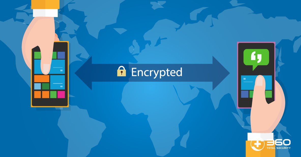 End-to-end encryption