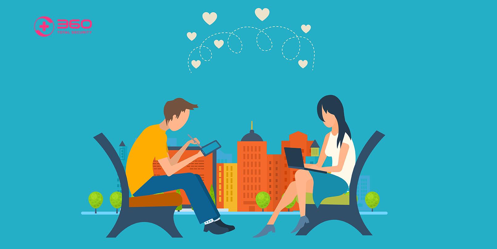 safe online dating on messaging apps