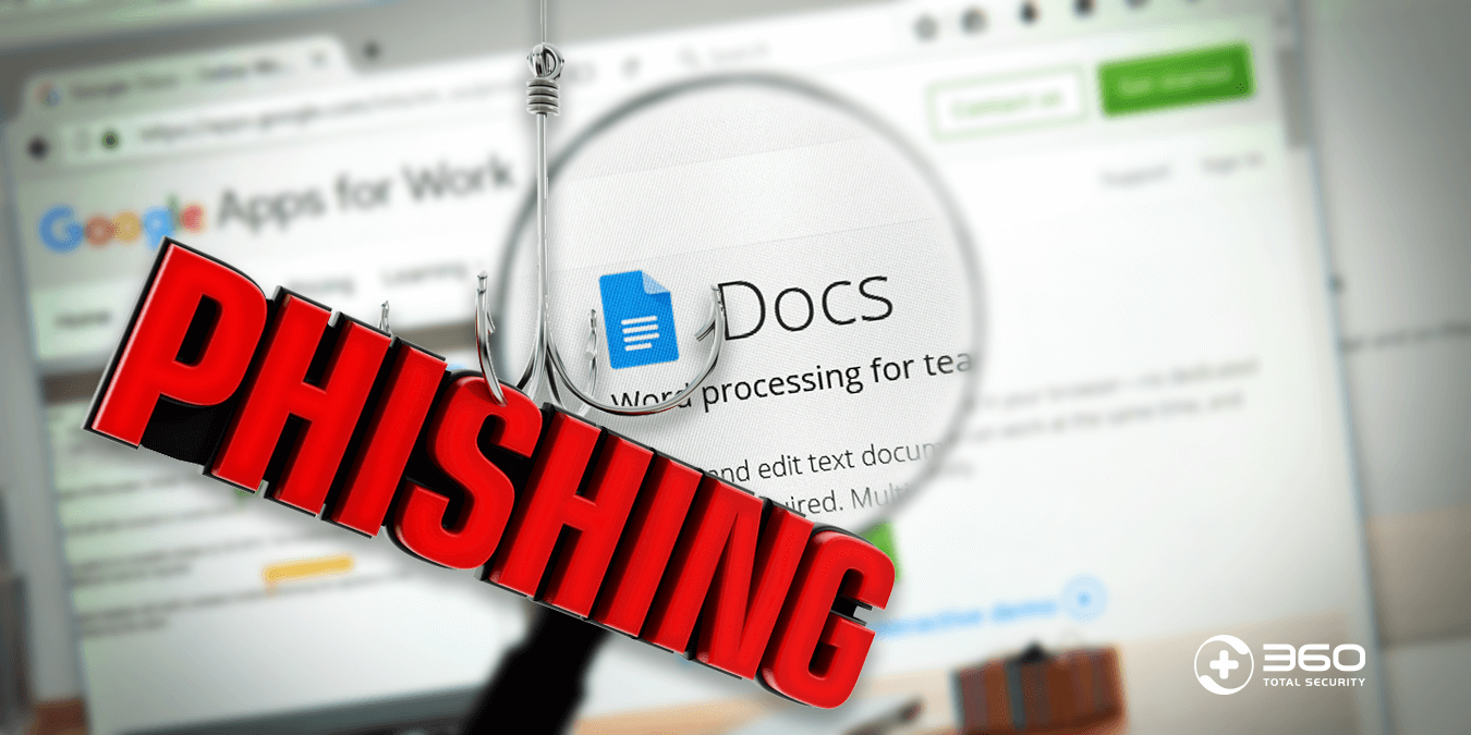 New Google Docs phishing scam revealed, almost undetectable.