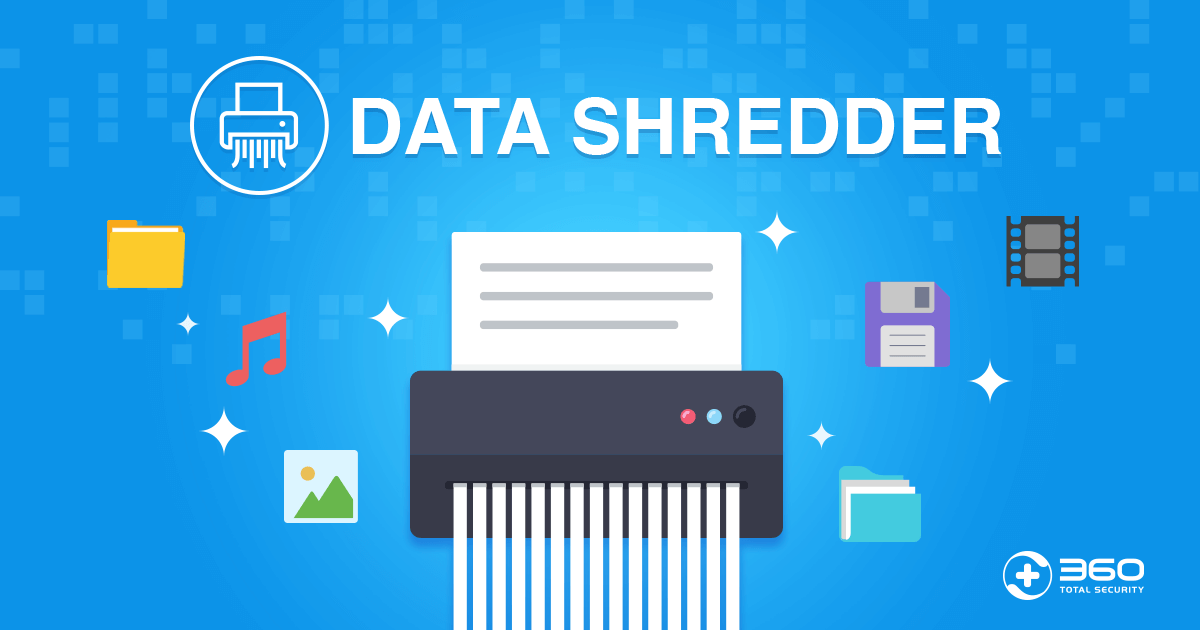 360 data shredder